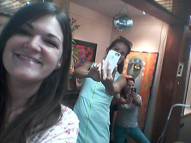 Sydney July Sanford Selfie winners