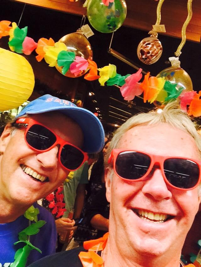 Tom Abbott sanford selfie competition winners
