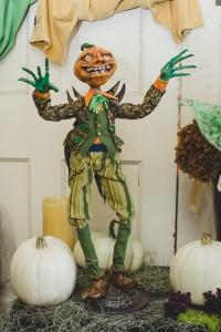 Spirits in Sanford Halloween Art Show