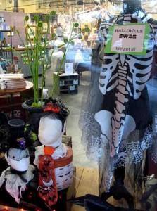 Halloween Swag Spirits in Sanford