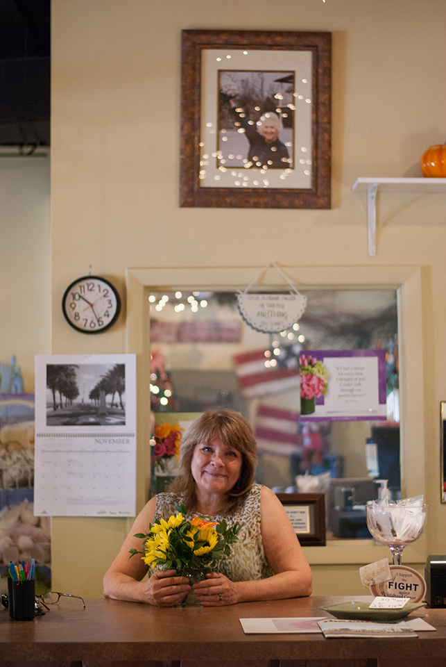 The Sanford Flower Shop is turning 60!