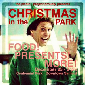 christmas in the park