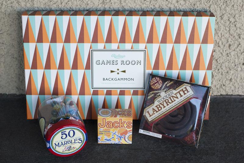 Gifts in Sanford at Boxelder Games
