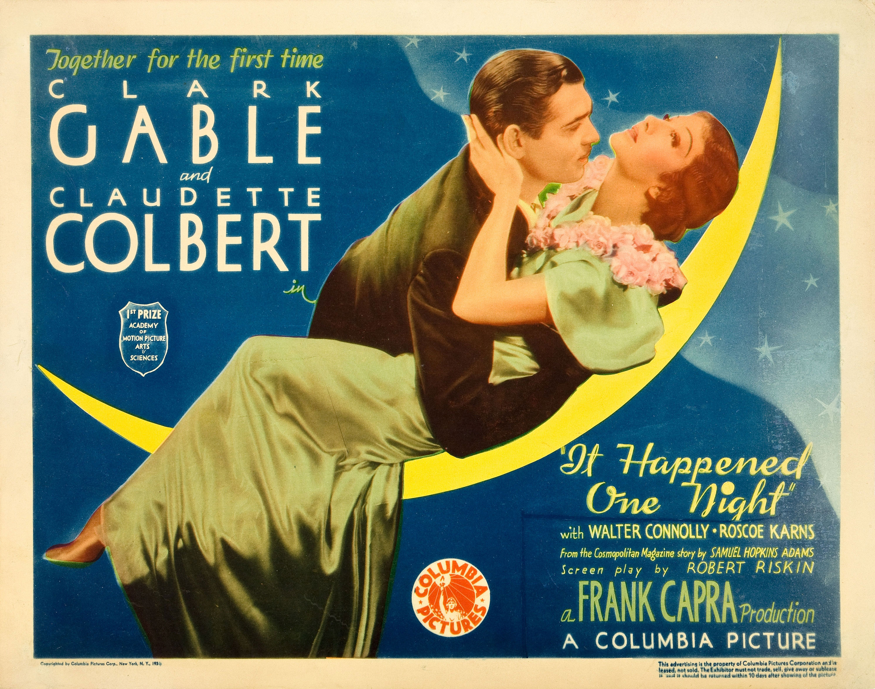 """Win 6 Tickets to see """"It Happened One Night"""" at WDPAC"""