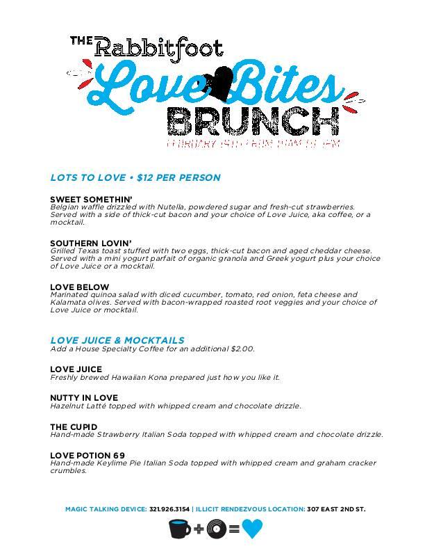 love bite brunch