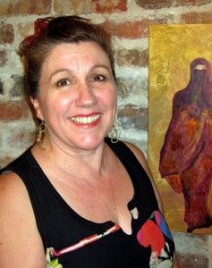 Gallery on First Artist Anne-Marie Colwell