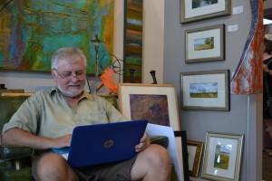 Gallery on First Artist Kevin Abbott
