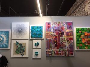Gallery on First Artwork by Tom Abbott