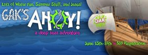 gak vacation bible school