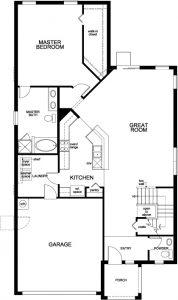 First Floor Model 2923