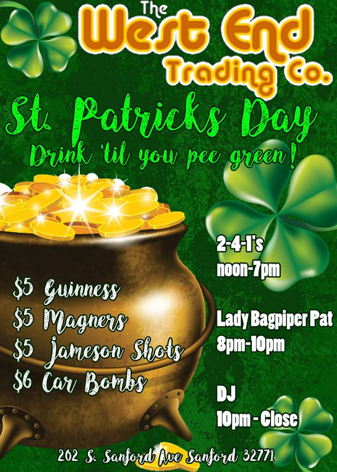 west end st patricks 2017