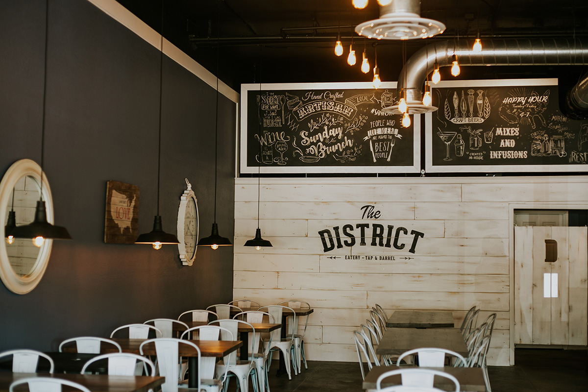 The District in Sanford – Deliciously Tasteful