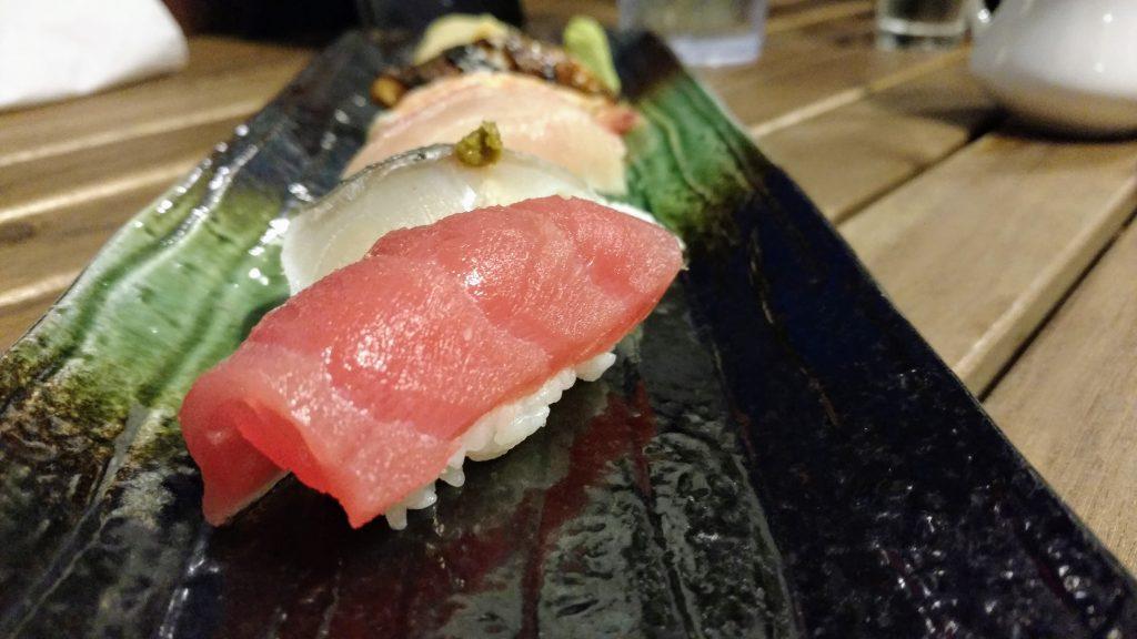 Sashimi Omakase at Jimotti's Restaurant in Sanford