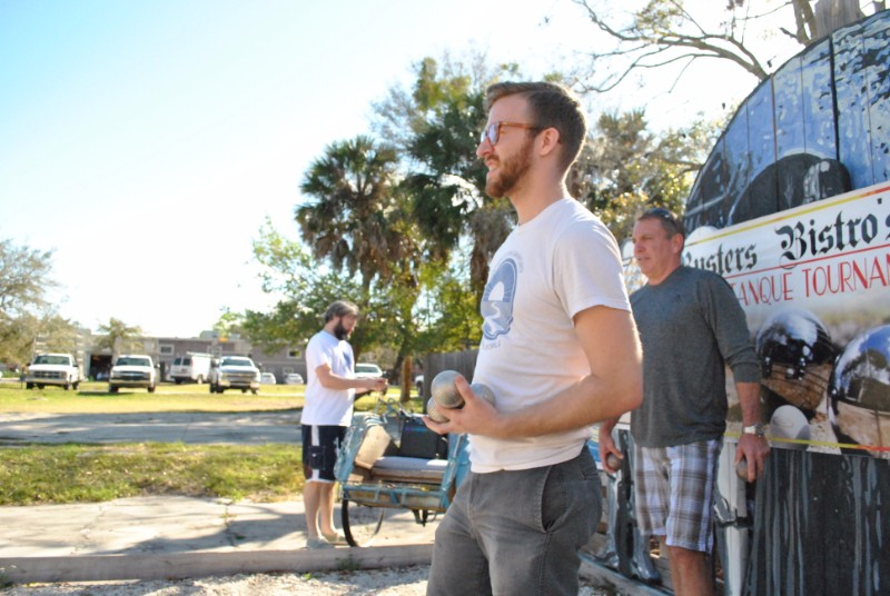 Things to Do in Sanford FL – The Current Monthly Petanque Tournament