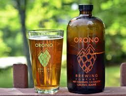 Orono Brewing Beer