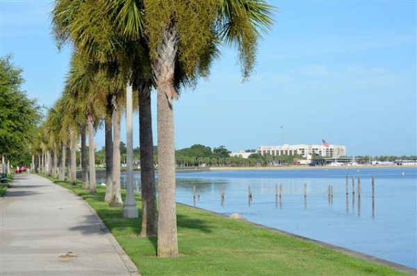 Sanford Resolution: walk the Sanford Riverwalk