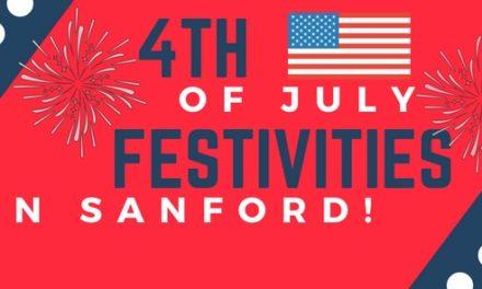 July 4th Festivities in Sanford-2018