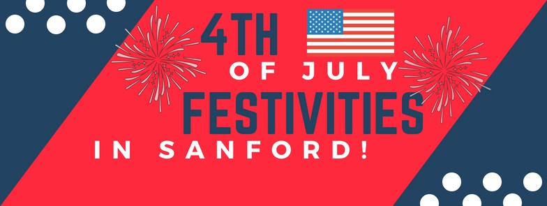 July 4th Festivities in Sanford-2018