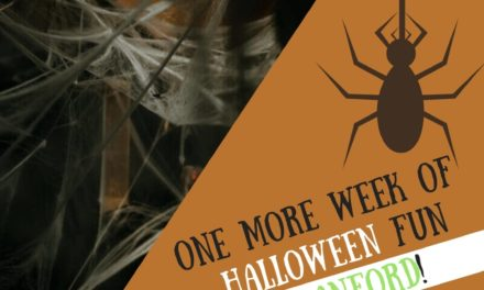 One more week of Halloween Fun in Sanford!