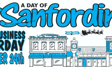 Shopping Small in Historic Downtown Sanford