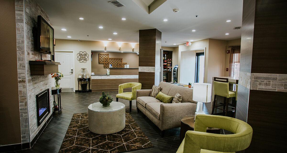 Best Western Plus Sanford has a new look!