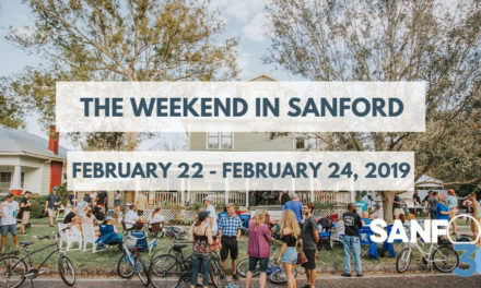 Things to do this weekend in Sanford – February 22-24