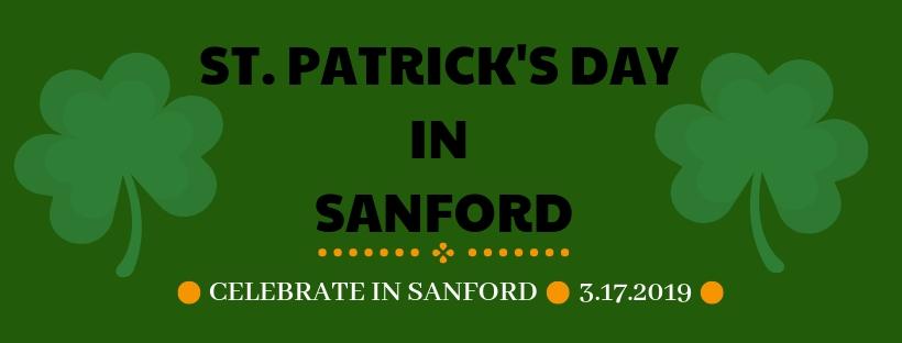 St. Patrick's Day in Sanford 2019