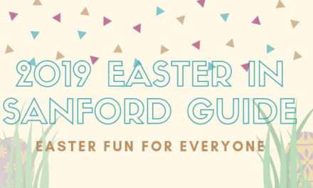 Easter Fun for Everyone – Things to do for Easter 2019 in Sanford FL