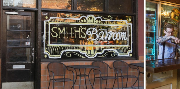 Party Like It's 1893 at Smith's Barroom