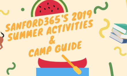 Sanford365's 2019 Summer Activities & Camp Guide