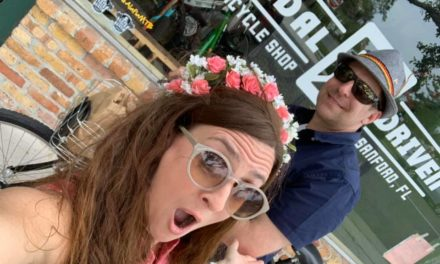Sanford Date Nights: Springfest, Pedal Driven Bike Ride and Fun at Escape Artists!