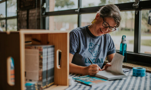 Book signing for local, Kendra Lott's new book-Unique Eats and Eateries of Orlando