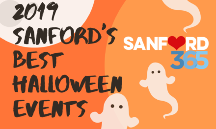 2019 Sanford's Best Halloween Events