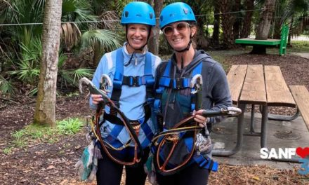 SANFORD DATE NIGHTS: Seminole Aerial Adventures, Palate Coffee Brewery and Magnolia Square Market