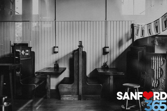 This is Temporary – Sanford is Forever!