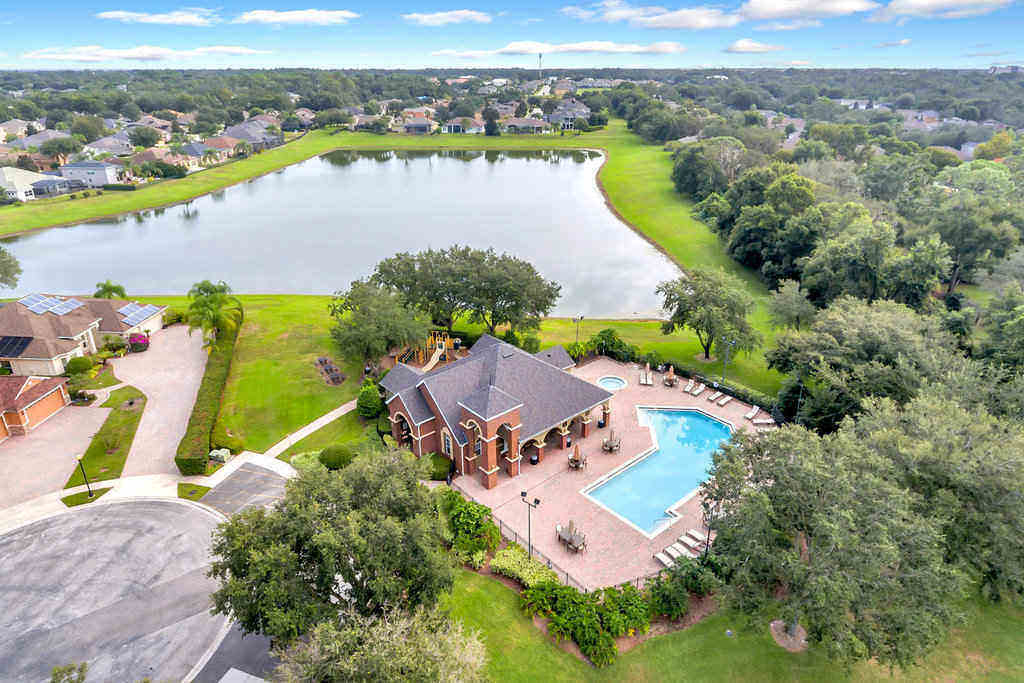 Buckingham Estates Sanford Club House and Pool