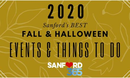 Sanford's BEST FALL & HALLOWEEN EVENTS AND THINGS TO DO 2020