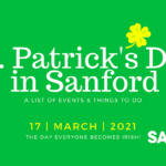 ST. PATRICK'S DAY IN SANFORD 2021