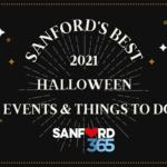 2021 Sanford's Best Halloween Events